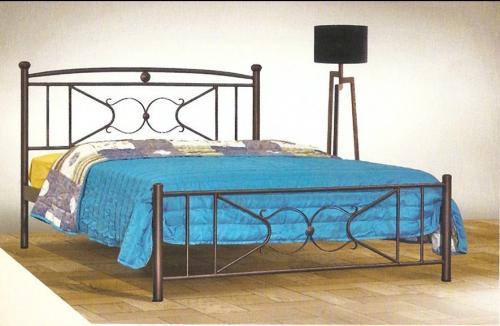 Κρεβάτι No18   ΜΕΤΑΛΛΙΚΑ - ΚΡΕΒΑΤΙΑ   Λευκά είδη και
