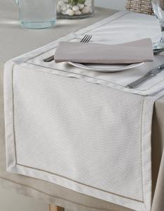 ORSAY 22 75%POLYESTER-25%LINEN Φ3.20 KNTH145
