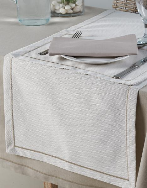 ORSAY 99 75%POLYESTER-25%LINEN Φ3.20 ΚΕΝΤΙΑ | Τραπεζομάντηλα